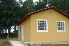 Cohab Minas entregou 90 casas em duas regiões do Estado, na última sexta-feira