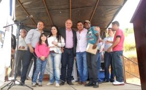 Inauguração Cristina