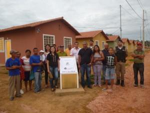 Inauguração São Sebastião do Maranhão
