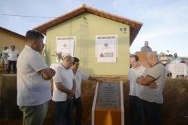 Cohab Minas entrega 40 casas em Imbé de Minas