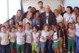 Cohab Minas anuncia regularização de terreno e beneficia mais de 400 crianças em Montes Claros