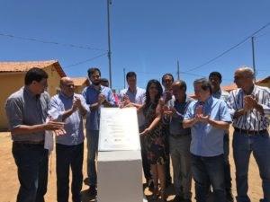 Inauguração Jequitinhonha