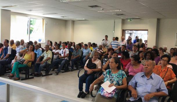 Cohab Minas e Tribunal de Justiça realizam mais de 300 audiências de conciliação em Vespasiano