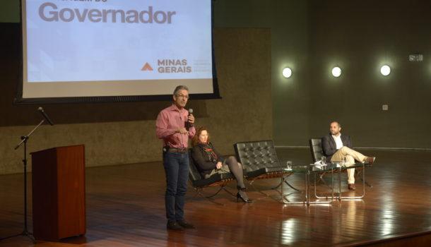 Em reunião técnica com direção e funcionários da Cohab-MG, Romeu Zema ressalta ações e diretrizes de gestão